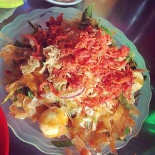 Bánh tráng trộn của thunguyen1097 tại 81 Chu Văn An, Lê Lợi, Nghệ An - 1412717