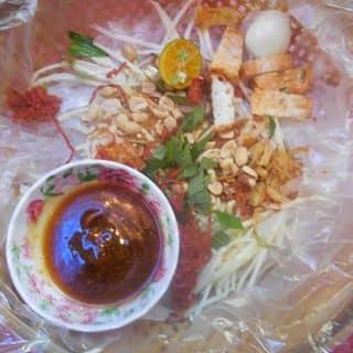 Bánh Tráng Trộn Me của huabaochau tại 29 Thủ Khoa Huân,  P. 1, Thành Phố Mỹ Tho, Tiền Giang - 802247