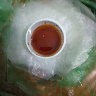 Bánh tráq chấm sốt chua cay của tranyen1802 tại Khánh Hòa - 2663392