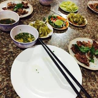 Bánh ướt cuốn thịt nướng của anhthy21 tại 45 Trần Nhật Duật, Tân Lợi, Thành Phố Buôn Ma Thuột, Đắk Lắk - 1201584