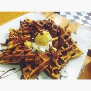 Bánh waffle mật ong của nganthuylinh tại Gần rạp Beta Cineplex, Hoàng Gia, Tân Thịnh, Thành Phố Thái Nguyên, Thái Nguyên - 2457214