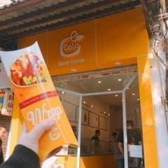 Bánh wrap cuộn của Phùng Phạm Linh tại Cela Wrap - Nhà Chung - 2611566