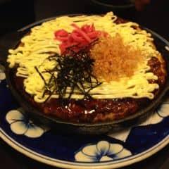 Bánh xèo nhat bản của Phuong Tracy tại The Sushi Bar - Zen Plaza - 2109177