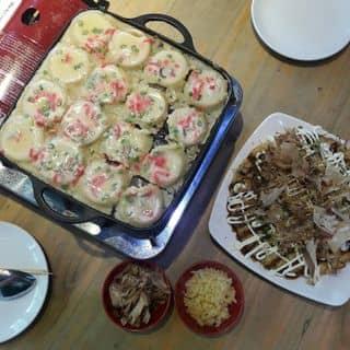 Bánh xèo Nhật Bản,Takoyaki, Mì Yakisoba xào của tonnungami tại 5C5 Nguyễn Đình Chiểu, Đa Kao, Quận 1, Hồ Chí Minh - 662058