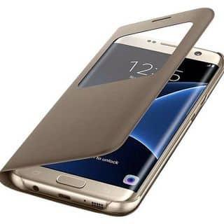 Bao da Samsung Galaxy S7 Edge Sview chính hãng của viban_vitoi1 tại Hồ Chí Minh - 2495425