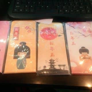 Bao lì xì nhật bản của meoscons11 tại Lâm Đồng - 2477657