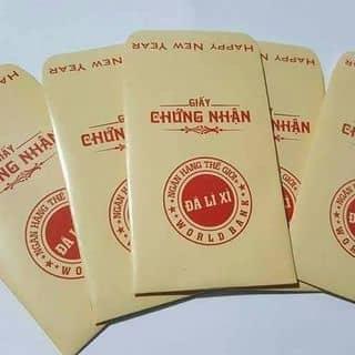 Bao lixi của nguyetqri tại Lâm Đồng - 2470517