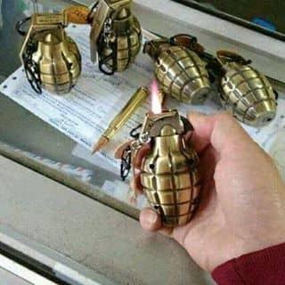 Bật lữa lựu đạn lớn & nhỏ của gxcne2 tại Quảng Ngãi - 2774144
