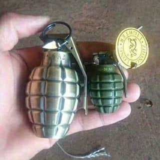 bật lữa lựu đạn lớn nhỏ , diêm xăng và gạt tàn của gxcne2 tại Quảng Ngãi - 2781802