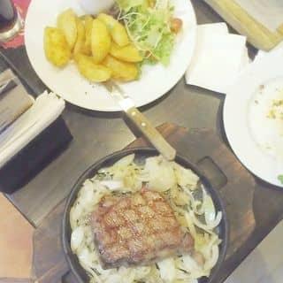 Beefsteak của thutra1385 tại D1-23 Mỹ Toàn, Phú Mỹ Hưng, Quận 7, Hồ Chí Minh - 350929