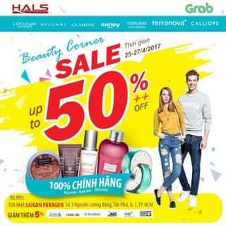Beauty Corner Sale up to 50% của uyenly88 tại 3 Nguyễn Lương Bằng, Tân Phú, Quận 7, Hồ Chí Minh - 3155641