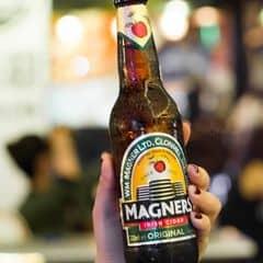 Bia Magner Irish Cider tại Hornbill Saigon - Snackbar & Cafe