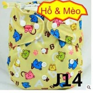 Bỉm tã vải cao cấp Hổ& Mèo của mitsmais tại Lai Châu - 1439237