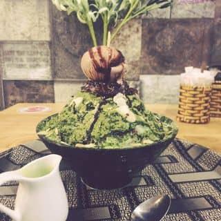 Bingsu matcha của eric.bingsu.micay tại 14 Phan Đình Phùng, Phường 2, Thành Phố Cà Mau, Cà Mau - 2368350