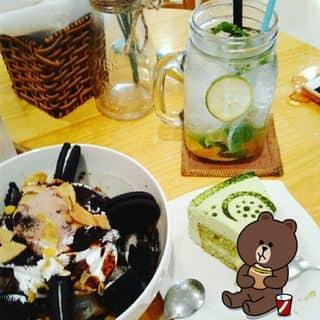 Bingsu oreo, matcha cake and nước quên tên rồi của zankute48 tại 74 Nguyễn Công Trứ, Phường 3, Thành Phố Tuy Hòa, Phú Yên - 613125