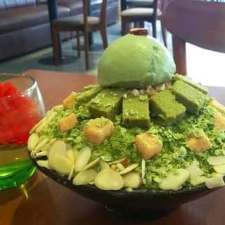 Bingsu trà xanh của keobong112 tại 49 Phổ Quang, Quận Tân Bình, Hồ Chí Minh - 2449270