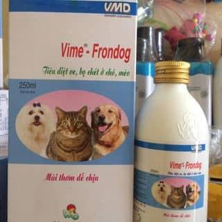 Bình xịt diệt ve , bọ ở chó mèo của mariophuc1188 tại Bắc Ninh - 3823263