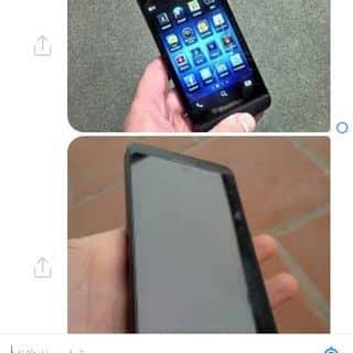 Blackberry z10 của tranhoangan1984 tại Vĩnh Phúc - 1625058