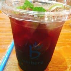 Blueberry mojito của Ngọc Hà tại Caffe Bene Vietnam - Đồng Khởi - 1860241