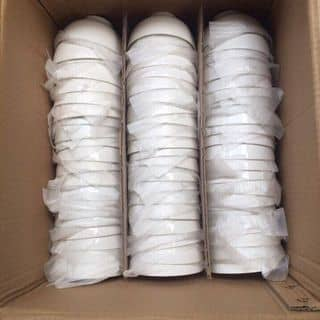 Bộ 10 chén sứ trắng kiểu hoàng gia sữa Nuti của loan179 tại Cần Thơ - 2991865