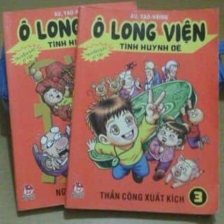 Bộ 2 truyện tranh Ô Long Viện của ninoel4 tại Hải Phòng - 2418095