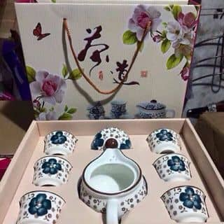 Bộ ấm chén của trang974 tại Shop online, Huyện Cẩm Khê, Phú Thọ - 2193890