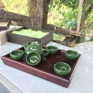 Bộ ấm chén cá 3D+ khay. Sẵn hàng của huyennhu14 tại Quảng Ngãi - 2253398