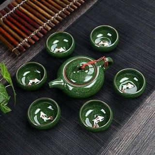 Bộ ấm trà cá 3d của kieuvyct93 tại Quận Ninh Kiều, Cần Thơ - 2380493