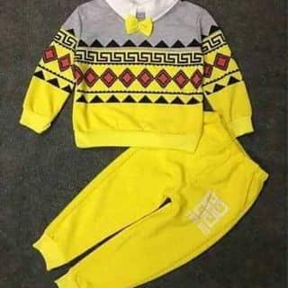 Bộ áo quần hoạ tiết siêu cute zt hết nói cho trẻ mặc là dẹp hết nói của tranthanh401 tại Chợ Đông Hà, Quảng Trị - 1829613