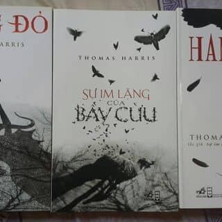 Bộ ba cuốn rướm harris của dothanhduc tại Bình Dương - 1958740