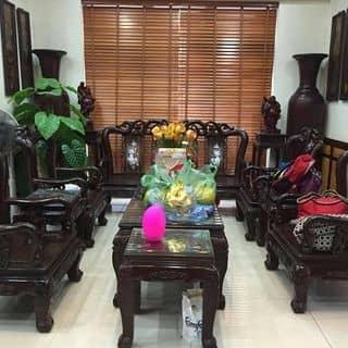 Bộ bàn ghế gỗ Trắc 10 món của truongthon1984 tại Thái Nguyên - 2492319