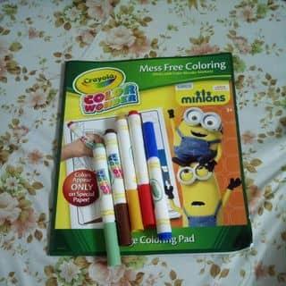 Bộ bút màu crayola của quanguber tại Hồ Chí Minh - 3174892