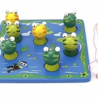 Bộ câu ếch 3d của utsspham tại Đà Nẵng - 2677739