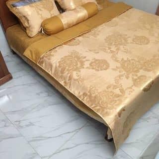 Bộ chăn ga gối gấm lụa của hoai_thanh tại Hà Tĩnh - 1246613
