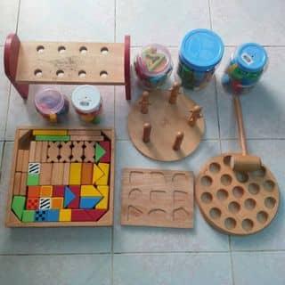 Bộ đồ chơi bằng gỗ cho trẻ con của minh.trade tại Hồ Chí Minh - 2939070