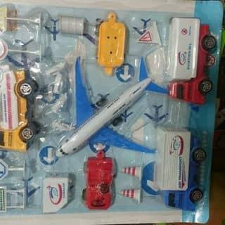 Bộ đồ chơi sân bay của phamhatoys tại Cao Bằng - 678803