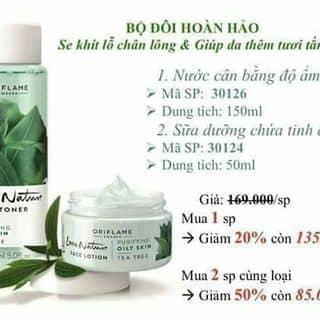 Bộ đôi dưỡng da tinh chất Trà xanh của nguyenhuynhthaotrang tại Ninh Thuận - 935981