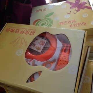 Bộ dụng cụ gọt trái cay 10 món của buiphuongphuong1994 tại Hồ Chí Minh - 2481801