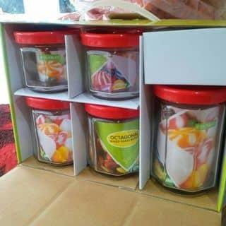 Bộ đựng gia vị 5 món của daudaushop tại 323 Lý Bôn, Kỳ Bá, Thành Phố Thái Bình, Thái Bình - 2604304