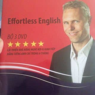 Bộ giáo trình a.văn Effortless english + đĩa CD của dangnguyet1 tại Lâm Đồng - 889150