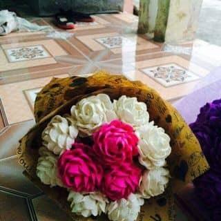 Bó hoa giấy của dungung1 tại Shop online, Huyện Thái Thụy, Thái Bình - 2509546