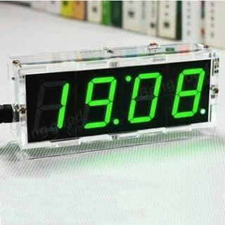 Bộ kit đồng hồ 4 digit led DIY lại tiếp tục về tới shop. số lượng có hạn giá của linhdiet tại Thôn Nhơn Hội,  Xã An Hòa, Huyện Tuy An, Phú Yên - 2565376