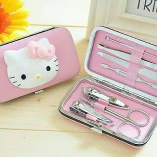 Bộ làm móng cá nhân Hello kitty của noshopmypham tại Hồ Chí Minh - 3178904