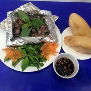 Bò nướng pate ( giấy bạc ) của shinchi tại D11 Trần Nhật Duật, Thành Phố Buôn Ma Thuột, Đắk Lắk - 1039331