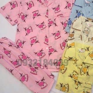 Bộ Pijama Thái của chuyen_si_do_bo_kate_thai tại Hồ Chí Minh - 3392003