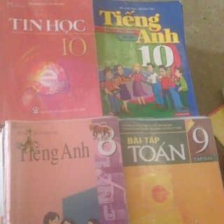 Bộ sách giáo khoa lớp 8-9-10 của trantanhtuyet1 tại Yên Bái - 3752533