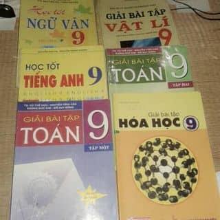 Bộ sách tham khảo lớp 9 của xunugiaigiai tại Thanh Hóa - 1433084