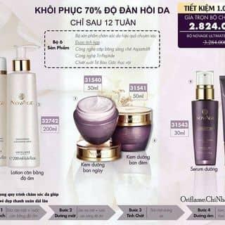 Bộ sản phẩm khôi phục độ đàn hồi của da của trang31120161 tại Thái Nguyên - 1702037
