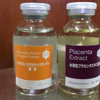 Bộ serum tươi nhau thai heo 5ml của bibubibo211 tại Hồ Chí Minh - 2065050