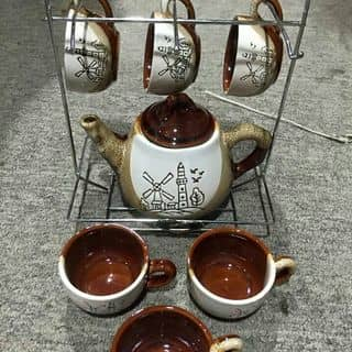 Bộ tách trà gốm sứ của huyennhu14 tại Quảng Ngãi - 2252814